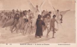 CPA  De Henri MARTIN - A CHACUN SA CHIMERE - Musée De BORDEAUX - Peintures & Tableaux