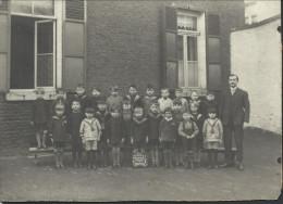 Photo Gemeenteschool JETTE école Communale 17 Cm X 12 Cm - Anciennes (Av. 1900)