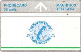 *MAURITIUS* - Scheda Telefonica Usata - Mauritius
