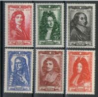 Série 612** à 617**_cote 10.50 - Collections