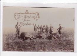RHODESIE : With Greetings From Rhodesia - Tres Bon Etat - Sonstige