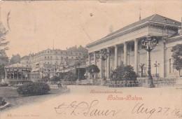 Germany Baden-Baden Konversationshaus 1900