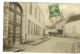 Moussigné à Grangermont, Entrée  Du Pays En 12913 -timbre Recto, Beu Cxachet Malesherbes A Montargis - France