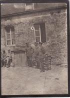 Photo Mai 1917 MAUREGNY-EN-HAYE (près Laon) - Quartier Allemand (A135, Ww1, Wk 1) - Unclassified