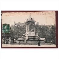 Paris Fontaine St Sulpice  148  CJ - Statues