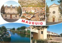 CPA      Mauguio  Mairie , Centre Du Village , Les Cabannes , Centre Administratif        P  4005 - Mauguio