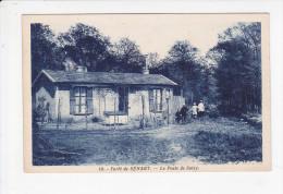 SENART (91-Essonne). Forêt De Sénart, Le Poste De Soisy, Maison Forestière, Ed. Photo-Edition 1910 Environ - Sénart