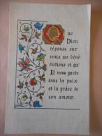 """IMAGE COMMUNION """"Christine PELLETIER - Eglise St Symphorien VERSAILLES 1965 - Godsdienst & Esoterisme"""