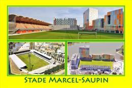 Nantes (44 - France). Stade Marcel Saupin - Ex. : Stade Malakoff - Nantes