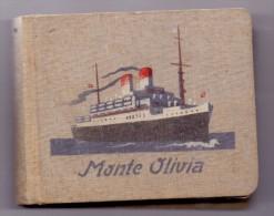 """NORGE / NORWEGEN - Norwegen Reise MS """"MONTE OLIVIA"""" KdF, 1937, 46 Kleinphotos - Norvège"""