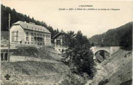 Hôtel Du Lioran Et La Vallée De L'Alagnon - Belle Vue Coll. Auvergne/Cantal - Auvergne