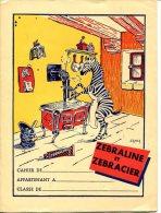PR. CAHIER Zébraline Et Zebracier- Thèmes : Cuisinière, Zèbre, Entretien, Zèbre De Bois - Copertine Di Libri