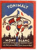 PR. CAHIER Tonimalt- Thèmes : Enfants, Boxe, Mat De Cocagne, Mont Blanc, Tambour... - Copertine Di Libri