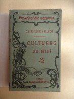 Encyclopédie Agricole - Ch.Rivière & H. Leco - Cultures Du Midi, Algérie, Tunisie, Maroc - 1917 - - Encyclopédies