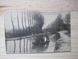 Aulnay Sous Bois - Le Passeur Du Canal - Aulnay Sous Bois