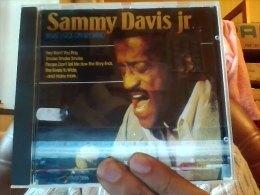 Sammy Davis Junior What I Got On My Mind - Disco, Pop