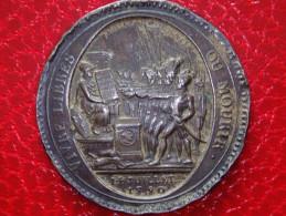 1792 -  VIVRE LIBRES OU MOURIR, Signed DUPRE F. 8 Scan - Monarchia / Nobiltà