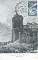 1721 -  XXIe CONGRES DE L´INTERNATIONALE PTT - TÉLÉGRAPHE CHAPPE - Maximumkarten