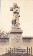 LUZE - Carte Photo Du Monument Aux Mort (37) - Otros Municipios
