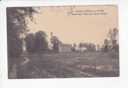 PAVILLONS SOUS BOIS (93 Seine St Denis)  Paysage Allée Des Arquebuses, Ed. Mequel...?1910 Environ - Other Municipalities