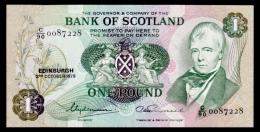 Scotland 1 Pound 1978 AUNC - Scozia