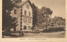 Giromagny Hotel Du Chateau Du Rosemont - Giromagny