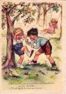 GRAVURE GERMAINE BOURET – SÉRIE : ENTR'AIDE D'HIVER DU MARÉCHAL - Popular Art