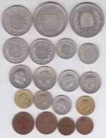 19 Pièces Suisse (15 Francs 86), Voir Descriptif - Suisse