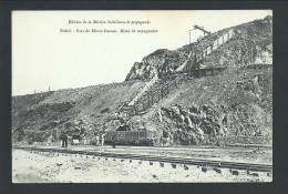 CPA - Amérique - Brésil - Etat De MINAS GERAES - Mine De Manganèse  // - Belo Horizonte