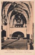 MEDIAS / MEDIASCH / MEDGYES : KIRCHE / ÉGLISE ÉVANGÉLIQUE / EVANGELICAL CHURCH : ORGUE / ORGAN / ORGEL ~ 1925 (t-840) - Rumania