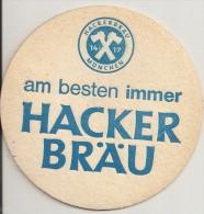 HACKERBRAU MUNCHEN - Sotto-boccale