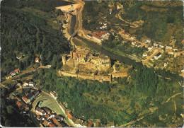 VIANDEN - Vue Aérienne Avec Château - Vianden