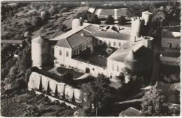 LE CHÂTEAU DE RAVEL    AUVERGNE - Auvergne Types D'Auvergne
