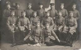 Wo1 Ww1 Wk1 14-18 Fotokarte LIR 126 Landwehr Infanterie Regiment 126 Gmünd 1915 - Guerre 1914-18