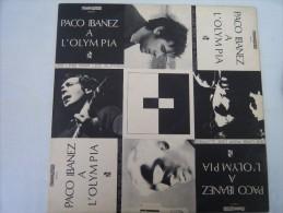 Paco Ibañez à L´Olympia (2 Discos) - Vinyl Records