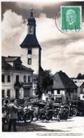 Cpsm (all) Hohnstein  Sachs - Schweiz (tres Belle Carte Animee Moto  Voiture) - Scheibenberg