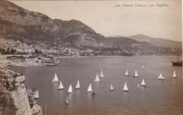 Monaco Monte Carlo Les Regates Real Photo - Harbor
