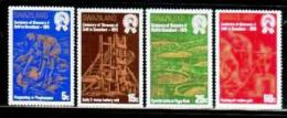 SWAZILAND, 1979, Mint Lightly  Hinged Stamps, Finding Of Gold, 314-317 , #6653 - Swaziland (1968-...)