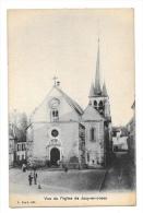 (8182-78) Jouy En Josas - Vue De L'Eglise - Jouy En Josas