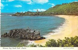 NORTH AMERICA - USA - HAWAII ( HI ) : Waimea Bay Beach Park - CPSM Dentelée GF - Amérique Du Nord - Etats-Unis