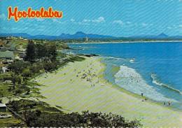 NORTH AMERICA - USA - HAWAII ( HI ) : Mooloolaba Surfing Beach - CPSM Dentelée GF - Amérique Du Nord - Etats-Unis
