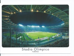 "ESTADIO - STADIUM - STADE - STADIO - STADION  .- "" OLIMPICO "".- TORINO.-  ( FRANCIA ) - Fútbol"