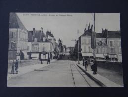 BLOIS - Vienne - Avenue Du Président Wilson - Charcuterie Epicerie Mercerie Docks Du Centre - Blois