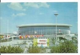 """ESTADIO - STADIUM - STADE - STADIO - STADION  .- """" INDOOR """".- SHANGHAI.-  ( CHINA ) - Fútbol"""