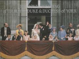 """NEVIS Block 11(397) """"Hochzeit Von Prinz Andrew Und Sarah Ferguson"""" MNH / ** / Postfrisch - St.Kitts Und Nevis ( 1983-...)"""