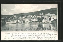 AK Volosca, Ortsansicht - Kroatien