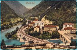 STEINBRUCK - ZIDANI MOST ( Slovenia ) * Not Travelled * Railway Train Bahn Chemin De Fer Ferrovia Zug Bahn - Slovenia