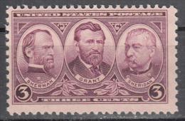 United States    Scott No.  787      Mnh   Year  1936 - Unused Stamps