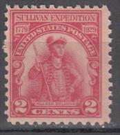 United States    Scott No.  657     Mnh   Year  1929 - Neufs
