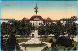 SZEGED - Varoshaz  * Hungary * Not Travelled 1912. - Hungary